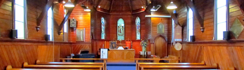 St. Peter's Anglican Church, Katikati